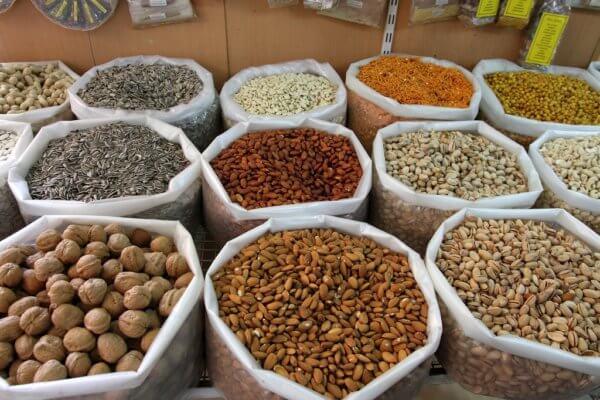 Na trzích nasajeme vůně exotického koření