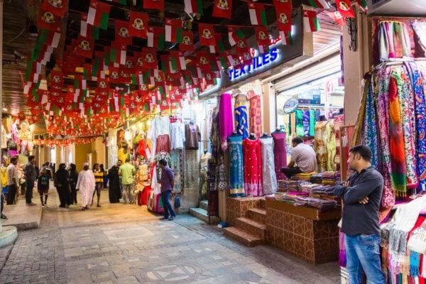 Trh v Muscatu