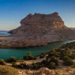 Ománská oáza klidu