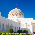 Qaboosova mešita v Muscatu