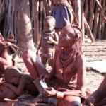 Ikonický kmen Ovahimba