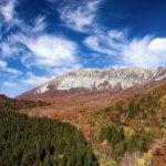 Výhledy na horu Daisen