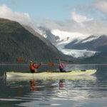 Mořské kajaky na Aljašce