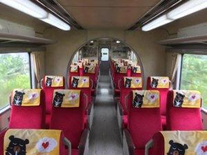 Vlak na Tchajwanu