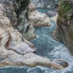 Fascinující soutěska Taroko Gorge