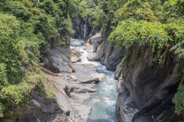 Soutěska Taroko Gorge
