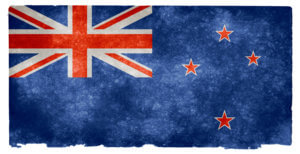 New Zealand Grunge Flag od Nicolas Raymond / CC BY 3.0