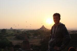 V Baganu, Myanmar