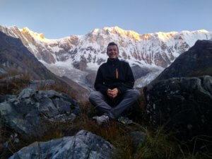 Základní tábor Annapurny