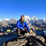 Gokyo Ri 5360 m, Nepál