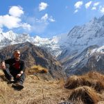 Machapuchare, Annapurna Base Camp, Nepál