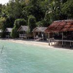 Naše ubytování na ostrově Kri