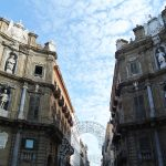 Barokní architektura města Palermo