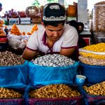 Trh v Samarkandu