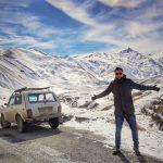 Pohoří Kavkaz, Ázerbájdžán