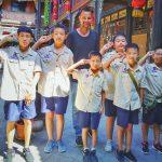 Čínští skauti, Čína