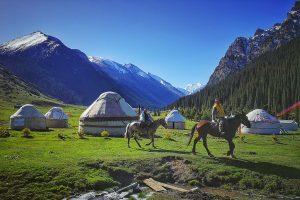 Expedice Kyrgyzstán - léto2022