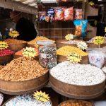 Typický arabský obchůdek