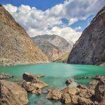Fanské hory a oblast sedmi jezer