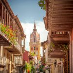 Cartagena de Indias je považována za město s nejlépe zachovalou španělskou architekturou v Kolumbii